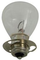 Glödlampa, Spotlamp, 6V 1949-64