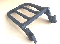 Sport Luggage Rack-Dyna02-05/XL 04- , Blk