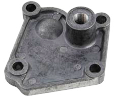 Oljepump Lock, B/T 1950-64
