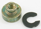 Fender/Seat Nut Kit 1/4-20