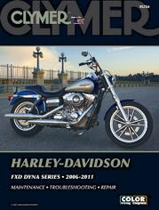 Clymer Repair Manual Fxd 2006-11