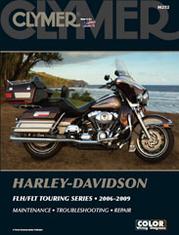 Clymer Repair Manual Flh/Flhr 2006-09