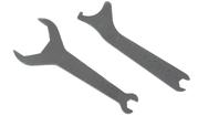 "Valve Cvr Wrench Set Park 1930-38 74/80"" Sida"