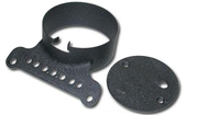 Speedo Bracket Kit XL/Dyna 1995- ,Svart