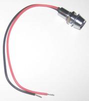 Indikatorlampa Chr, Röd LED