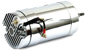 Generator 12V,B/T 1965-69 XL65-81,M/Reg,Chr