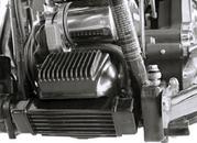Jagg Horizontal Oljekylare, 6 Rader Touring 1984-06