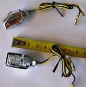 Picco Mini blink. LED, Chr hus,M6 fäste