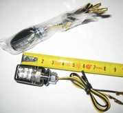 Picco Mini blink. LED, Svart hus,M6
