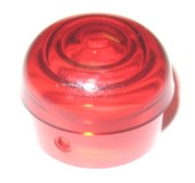 Reservglas till mini Bullet, Röd