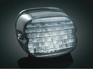 LayDown Rökfärg. baklampglas med LED, U/skylt, 2006-