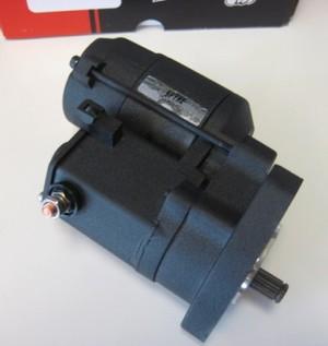 Startmotor B/T 1989-93,Spyke 1,4 Kw, Svart