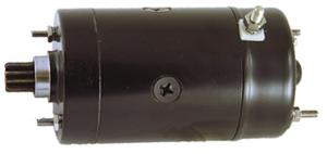 Startmotor Hitachi Fx/XL 1974-88  Svart