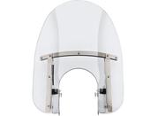 Detach Compact Windshield Kit, FX/FLSTS
