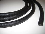 """3/8"""" Id Cotton Wire Loom"""
