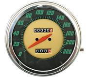 Hastighetsmätare F/B 2:1 Km/T,1948-61