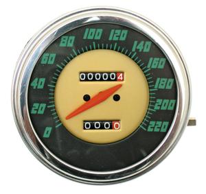 Hastighetsmätare F/B 1:1 Km/T,1948-61