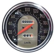 Hastighetsmätare F/B 1:1 Km/T,1962-67