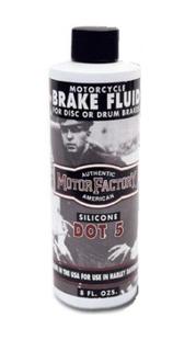 Dot 5 Silicon Brake  Fluid M/F