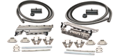 Saddlebag Latch Mount Kit,