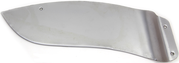 Rear Fender Plate, Rigid 1939-57 B/T