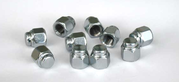 "Colony Cap nut, Chr 1/4""-24"